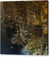 Marwick Head Orkney Scotland Canvas Print