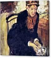 Mary Cassatt (1845-1926) Canvas Print