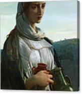 Mary Madgalen Canvas Print