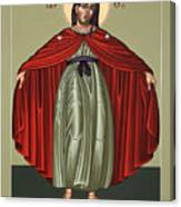 Mary Of The Magnificat Mother Of The Poor 091 Canvas Print