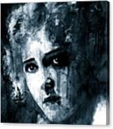 Mary Pickford Canvas Print
