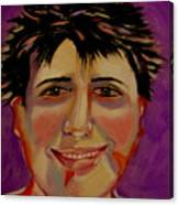 Maryline Canvas Print