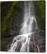 Marymere Falls 2 Canvas Print