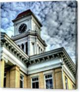 Maryville Tennessee Courthouse 3 Canvas Print