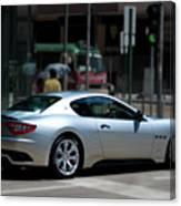 Maserati Granturismo S Canvas Print