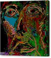 Mask 22 Canvas Print