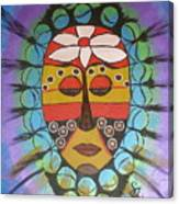 Mask IIi Canvas Print