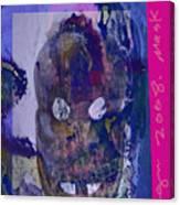 Mask2 Canvas Print