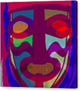 Mask8 Canvas Print