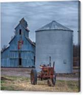 Mason City Nebraska  Canvas Print