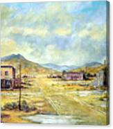Mason Nevada Canvas Print