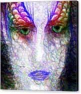 Masquerade 9571 Canvas Print