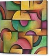 Mass 2 Canvas Print