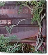 Massey - Under Seige Canvas Print