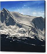 Massive View Canvas Print