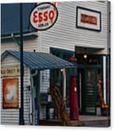 Mast General Store Canvas Print