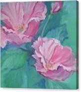 Master's Garden Canvas Print