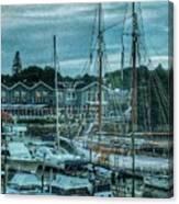 Masts Hysteria Canvas Print