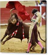 Matador Jose Tomas I Canvas Print
