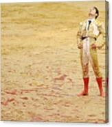 Matador Joselillo Canvas Print