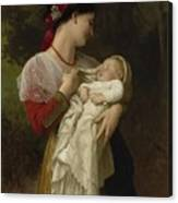 Maternal Administration Canvas Print