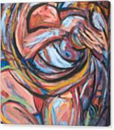 Maternidad Canvas Print
