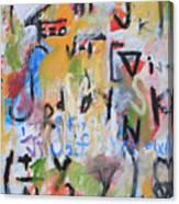 Math III Canvas Print