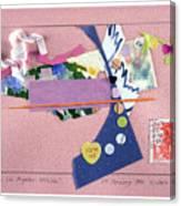 Matisse In Los Angeles Canvas Print