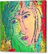 Matisse Inspiration Canvas Print
