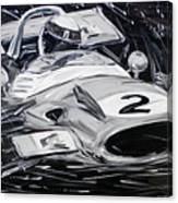 Matra Stewart Canvas Print