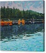 Mattawa Outward Bound Canvas Print