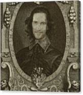 Matthew Mcconaughey   Canvas Print