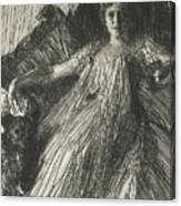 Maud Cassel Canvas Print