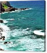 Maui Seascape Canvas Print