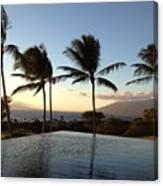 Maui's Magic Canvas Print