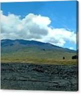 Mauna Loa Panorama Canvas Print