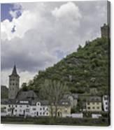 Maus Castle 15 Canvas Print