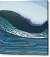 Mavericks Canvas Print