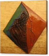 Mavis - Tile Canvas Print