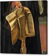 Maximilian I Holy Roman Emperor Canvas Print