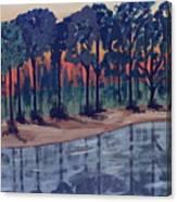 Maxine's Boat Canvas Print