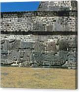 Mayan Pyramid, C450 A.d Canvas Print