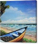 Mayaro Beach Canvas Print