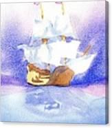 Mayflower II Canvas Print