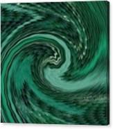 Mayhems Of The Seas H B Canvas Print