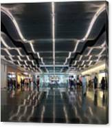 Mccarren Airport Las Vegas Canvas Print