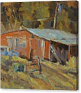Mccarthy's Shed Canvas Print