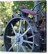 Mccormic Deering Farm Tractor   # Canvas Print