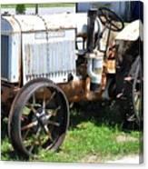 Mccormick-deering 10-20 Tractor Canvas Print