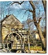 Mccormicks Farm Canvas Print